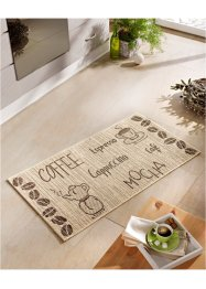 Tappeto con scritte, bpc living bonprix collection