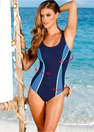Costume intero modellante, bpc selection, Blu scuro