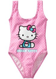 "Costume intero ""HELLO KITTY"", Rosa a pois Hello Kitty"