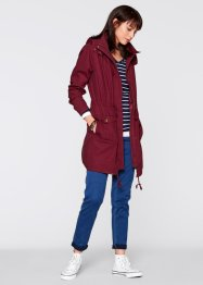 Parka, bpc bonprix collection, Rosso acero