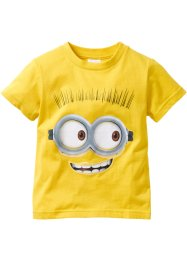 "T-shirt ""MINIONS"", Despicable Me 2, Giallo mais"