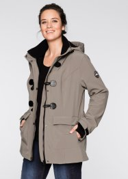 Montgomery in softshell, bpc bonprix collection, Fragola
