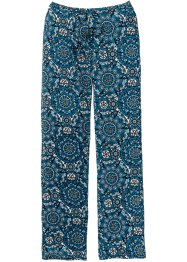 Pantalone in jersey, bpc selection, Blu fantasia