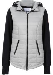 Gilet funzionale 3 in 1 con pile, bpc bonprix collection