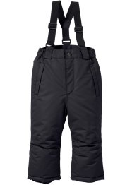 Pantalone da neve, bpc bonprix collection, Nero
