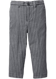 Pantalone gessato, bpc bonprix collection, Ardesia