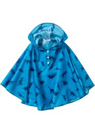 Poncho antipioggia, bpc bonprix collection, Blu Capri fantasia