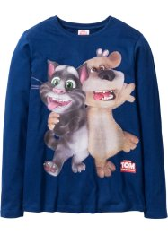 "Maglia a manica lunga ""TALKING TOM AND FRIENDS"", Talking Tom and Friends, Blu scuro"
