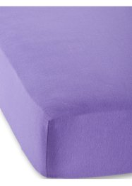 "Lenzuolo da sotto ""Jersey First Class 40 cm"", bpc living, Violetto"