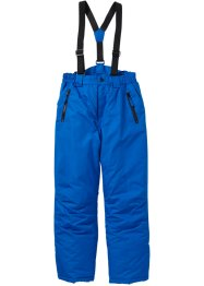 Pantalone da neve, bpc bonprix collection, Bluette / nero