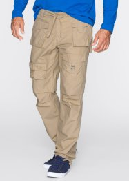 Pantalone cargo loose fit, bpc bonprix collection, Beige