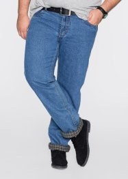 Jeans termico classic fit straight, John Baner JEANSWEAR