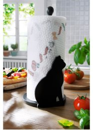 Portarotolo con gatto, bpc living bonprix collection