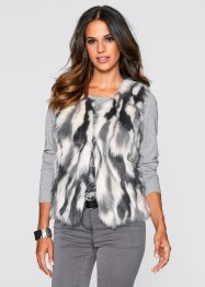 Gilet in ecopelliccia, bpc selection