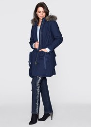 Cappotto corto, bpc selection, Blu scuro