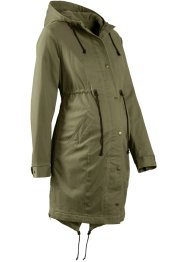 Parka prémaman con fodera in pile, bpc bonprix collection