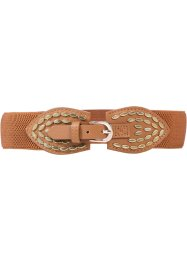 Cintura, bpc bonprix collection, Cognac / color oro