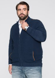 Cardigan regular fit, bpc selection, Blu scuro