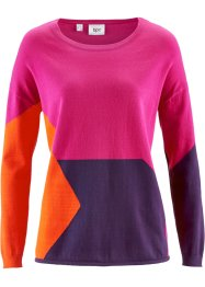 Pullover patchwork, bpc bonprix collection
