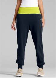Pantaloni per lo sport, bpc bonprix collection, Blu scuro