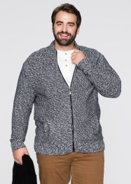 Cardigan regular fit, bpc selection, Nero melange
