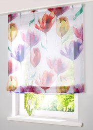 "Tenda a pacchetto""Tulipani"", bpc living, Multicolore"