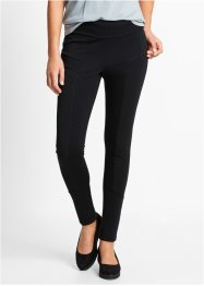 Leggings Punto di Roma, bpc bonprix collection, Nero