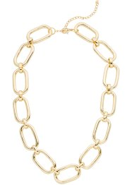 Collana a maglie, bpc bonprix collection, Color oro