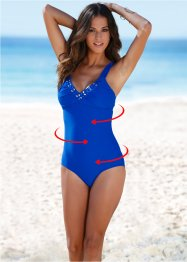 Costume intero modellante, bpc selection, Blu royal