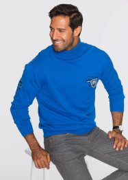 Pullover dolcevita regular fit, bpc selection, Bluette