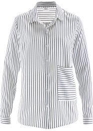 Camicia a manica lunga con taschino, bpc bonprix collection