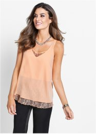Top con pizzo, bpc selection premium, Melba