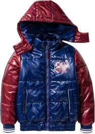 Gilet imbottito, bpc bonprix collection, Blu notte / bordeaux