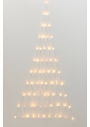 "Rete luminosa a LED ""Albero di Natale"", bpc living"