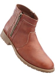 Stivaletto, bpc bonprix collection, Cognac