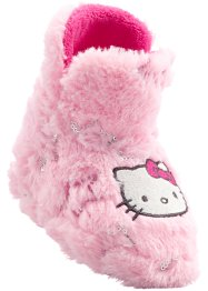 "Pantofola a stivaletto ""Hello Kitty"", Hello Kitty, Rosa"