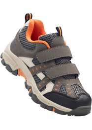 Scarpa da trekking, bpc bonprix collection, Antracite / arancione