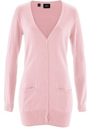 Cardigan, bpc bonprix collection, Rosa tenero
