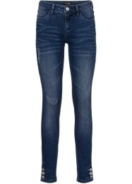 Jeans skinny, BODYFLIRT, Medium blu denim
