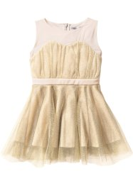 "Abito in tulle ""Marcell von Berlin for bonprix"", Marcell von Berlin for bonprix, Oro"