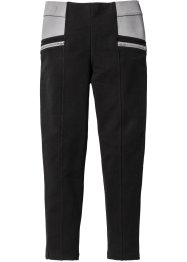 Pantalone elasticizzato con zip, bpc bonprix collection