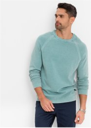 Pullover regular fit, bpc bonprix collection, Turchese