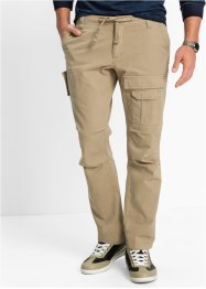 Pantalone cargo regular fit straight, bpc bonprix collection
