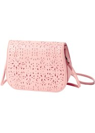 Borsa a tracolla, bpc bonprix collection, Rosa fumé
