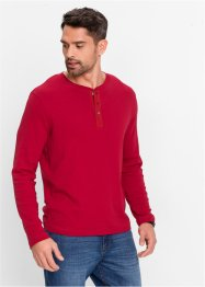Maglia a costine regular fit, John Baner JEANSWEAR