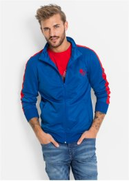 Giacca sportiva slim fit, RAINBOW, Bluette