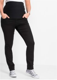 Jeans prémaman skinny, bpc bonprix collection, Nero