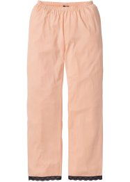 Pantalone per pigiama in cotone biologico, bpc selection, Melba