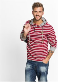 Felpa slim fit, RAINBOW