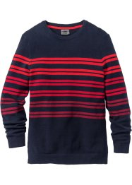 Pullover a righe regular fit, bpc selection